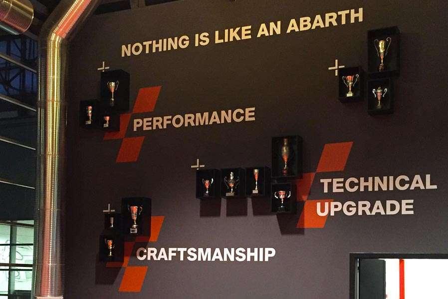 Trofei Abarth Torino | AP STUDIO | Architetto Previato