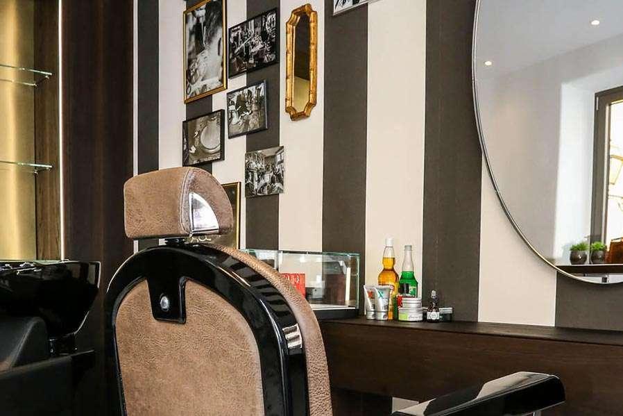 Sedia barbiere design | AP STUDIO | Architetto Previato