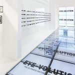 Spazio espositivo Italia Independent fiera Milano